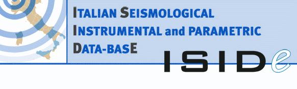 Italian seismological instrumental and parametric data for Ingv lista terremoti di oggi